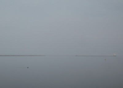 Misty Lake Champlain
