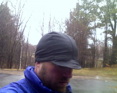 James Black cycling cap from Bicycle Fixation... a  beloved piece of gear.