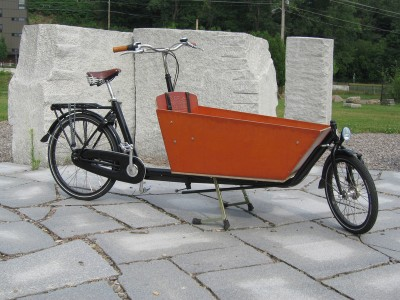 Bakfiets.nl kid / cargo bike.