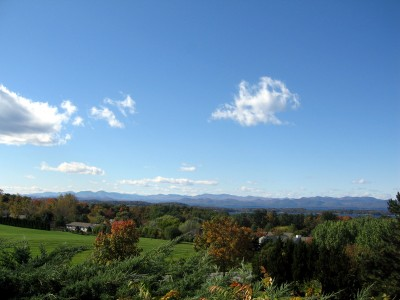 View to the ADKs